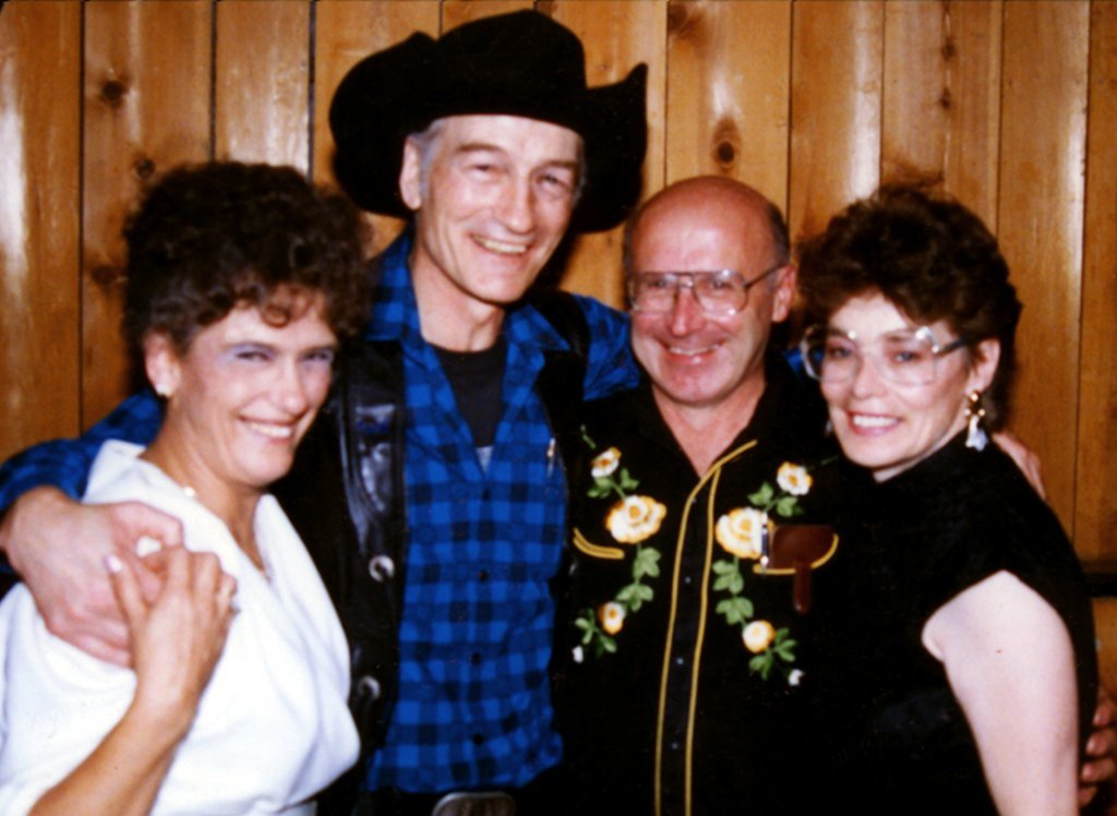 Shirley, Tom, Lynn, Lena
