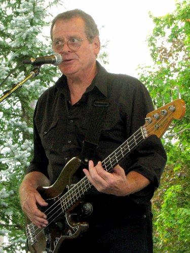Gord Ogilvie, Bass Guitar