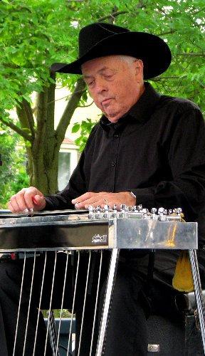 George Webb, Steel Guitar