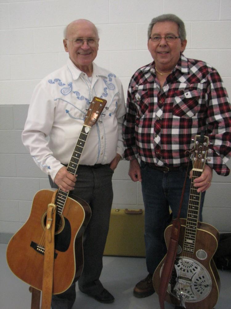 Lynn Russwurm and Bob Tremblay