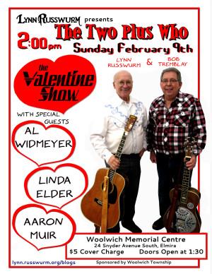The Valentine Show