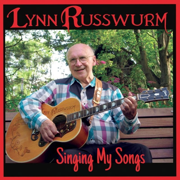"Lynn Russwurm ""Singing My Songs"" CD cover art"