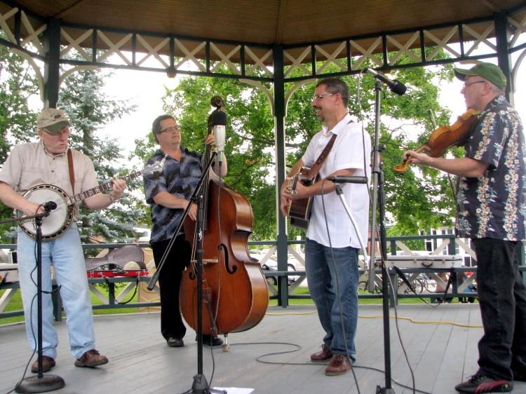 Randy Morrison & Flatt River ~ 2013