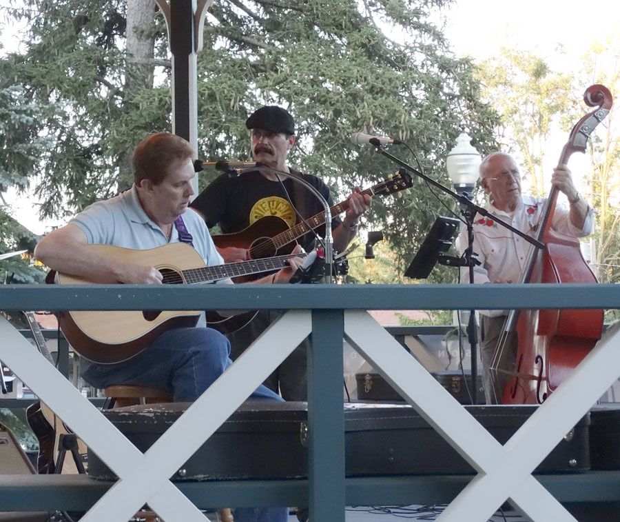 Jimmy, Lance & Lynn